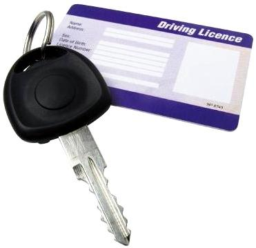 driving license scam