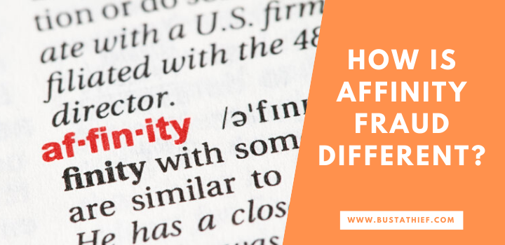 How is Affinity Fraud Different From Regular Fraud