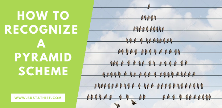 How to Recognize a Pyramid Scheme