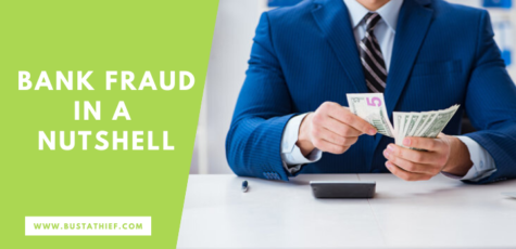 Bank Fraud In A Nutshell