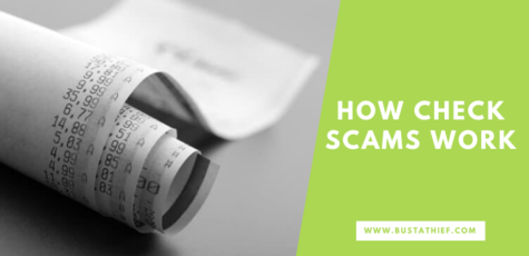 How check scams work