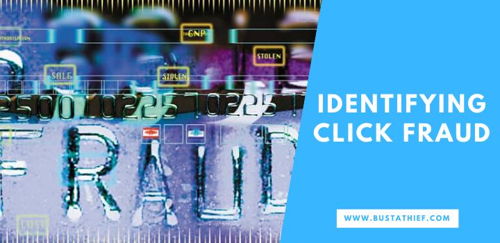Identifying Click Fraud