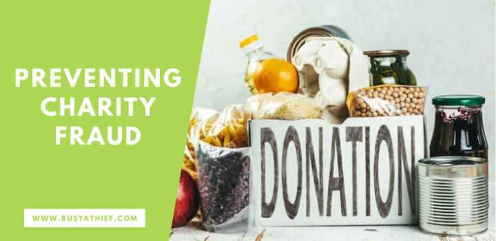 Preventing Charity fraud