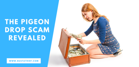 The Pigeon Drop Scam Revealed