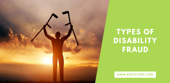 Types Of Disability Fraud