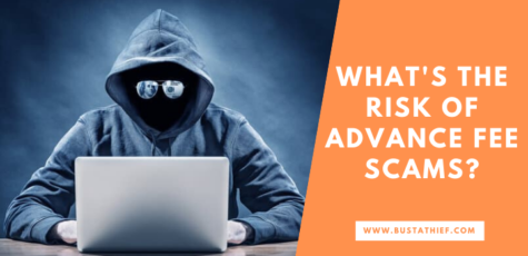 Whats the risk of advance fee scams