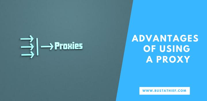 Advantages of using a