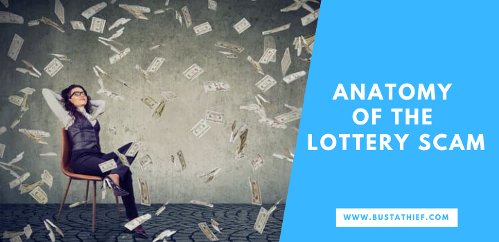 Anatomy Of The Lottery Scam