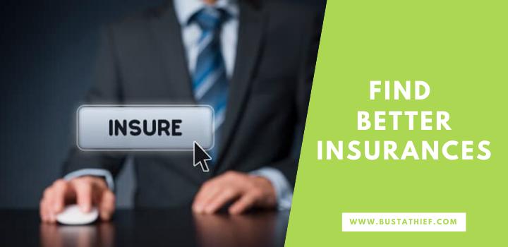 Find Better Insurances