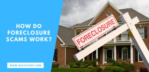 How Do Foreclosure Scams Work