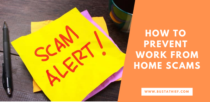 How To Prevent Work From Home Scams