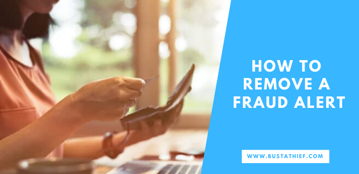 How to Remove the Fraud Alert