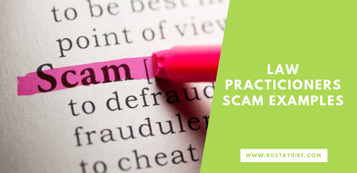 Law Practicioners Scam