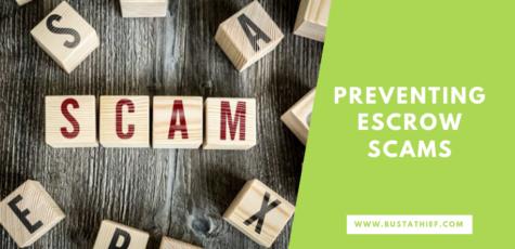Preventing Escrow Scams