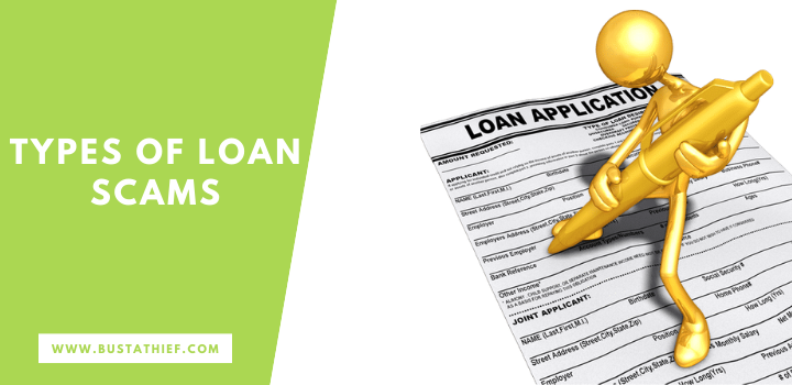 Types Of Loan Scams