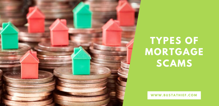 Types Of Mortgage Scams