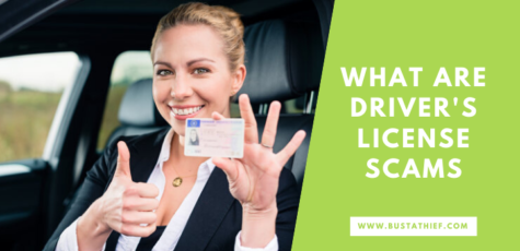 What Are Drivers License Scams