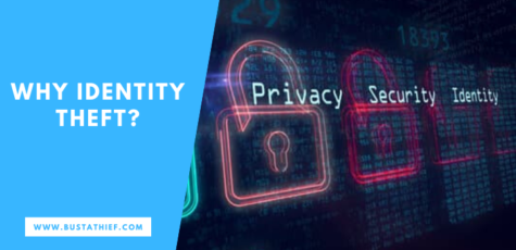 Why Identity Theft