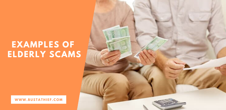 Examples Of Elderly Scams