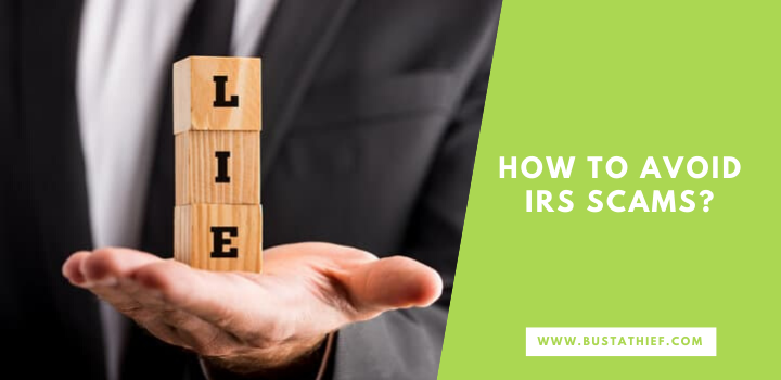 How To Avoid IRS Scams