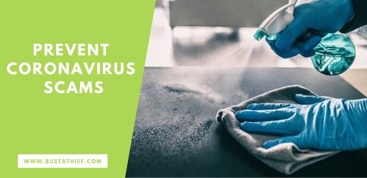 How To Prevent Coronavirus Scams