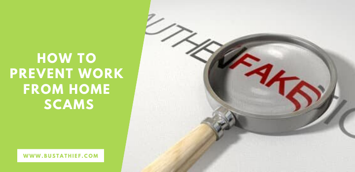 How To Prevent Work From Home Scams And Get Real Gigs