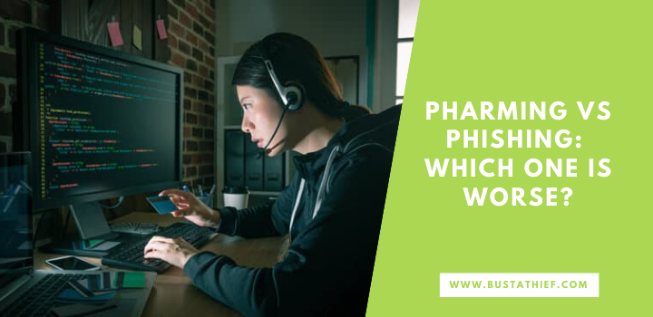 Pharming VS Phishing Which One Is Worse