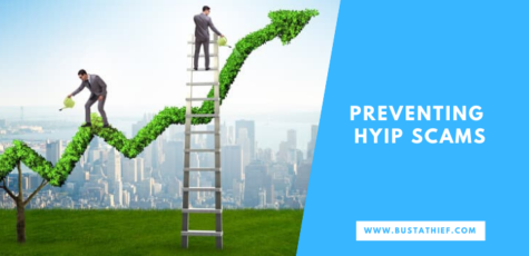 Preventing HYIP Scams