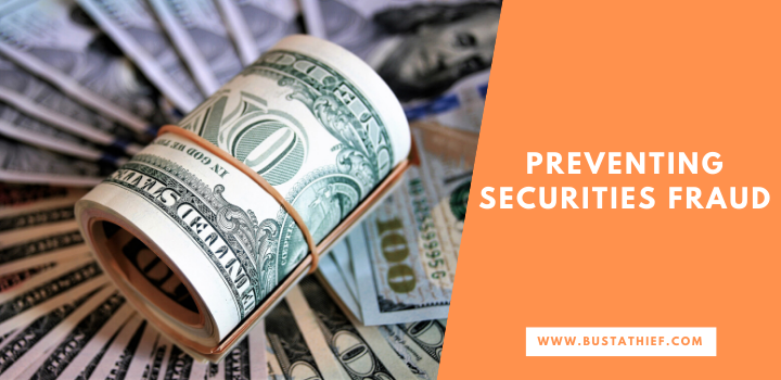 Preventing Securities Fraud