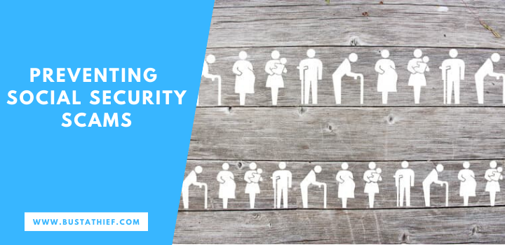 Preventing Social Security Scams