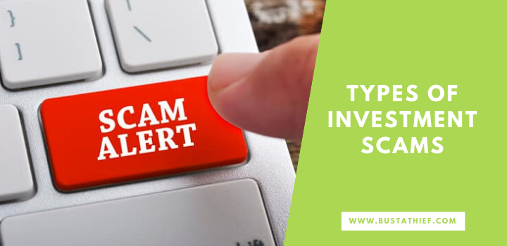 Types Of Investment Scams