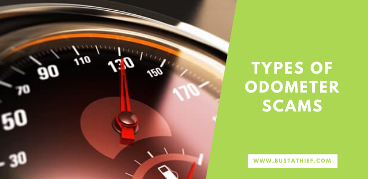 Types Of Odometer Scams