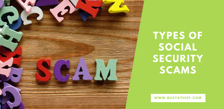Types Of Social Security Scams