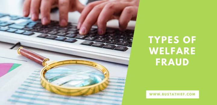 Types Of Welfare Fraud