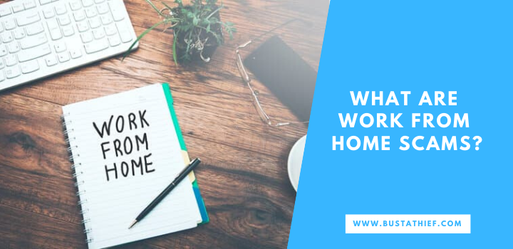 What Are Work From Home Scams