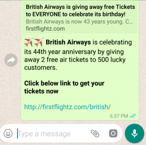 new airline ticket scam 1