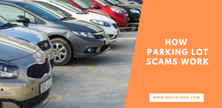 How Parking Lot Scams Work