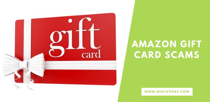 Amazon Gift Card Scams