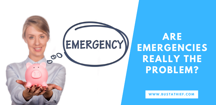 Are Emergencies Really the Problem