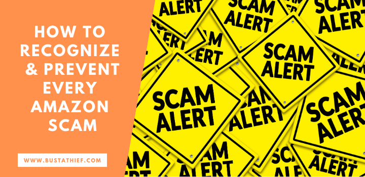 How To Recognize And Prevent Every Amazon Scam