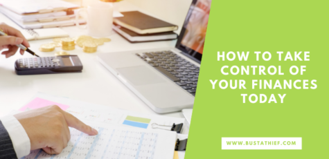 How To Take Control Of Your Finances TODAY