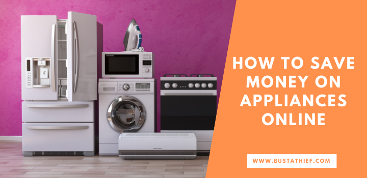 How to Save Money on Appliances Online