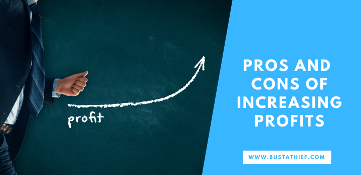 Pros And Cons Of Increasing Profits