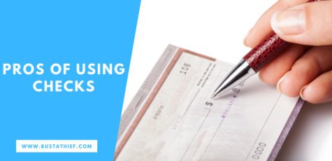 Pros Of Using Checks