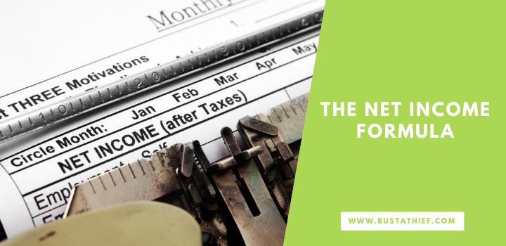 The Net Income Formula