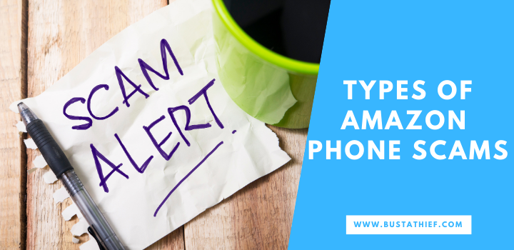 Types Of Amazon Phone Scams
