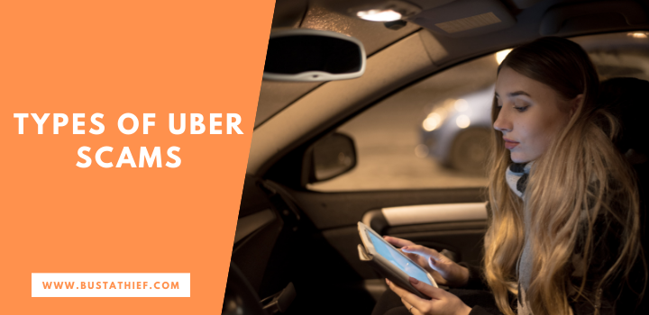 Types Of Uber Scams