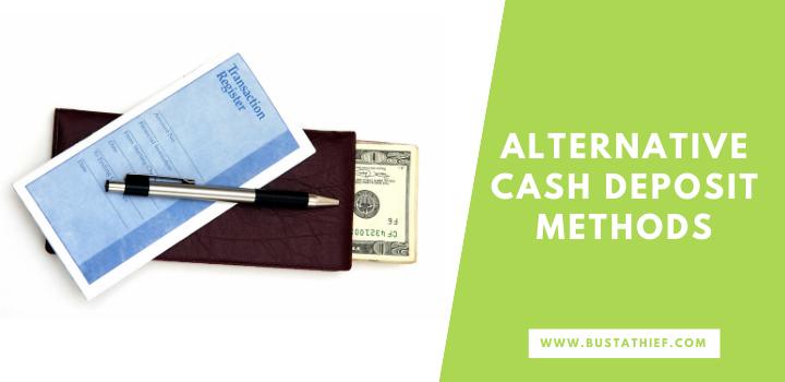 Alternative Cash Deposit Methods