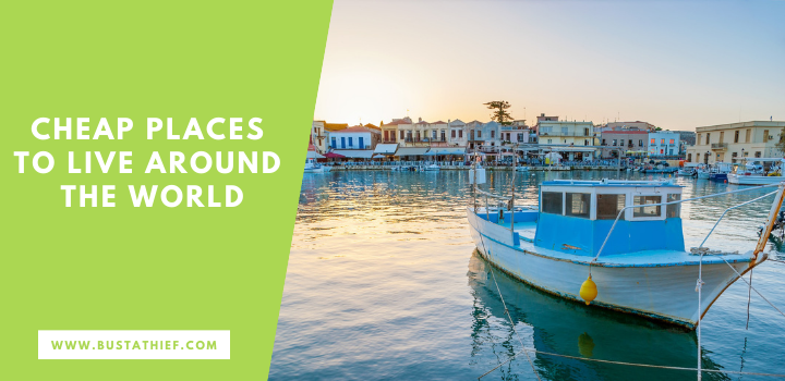 Cheap Places to Live Around the World