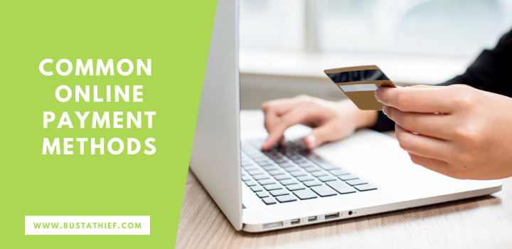 Common Online Payment Methods